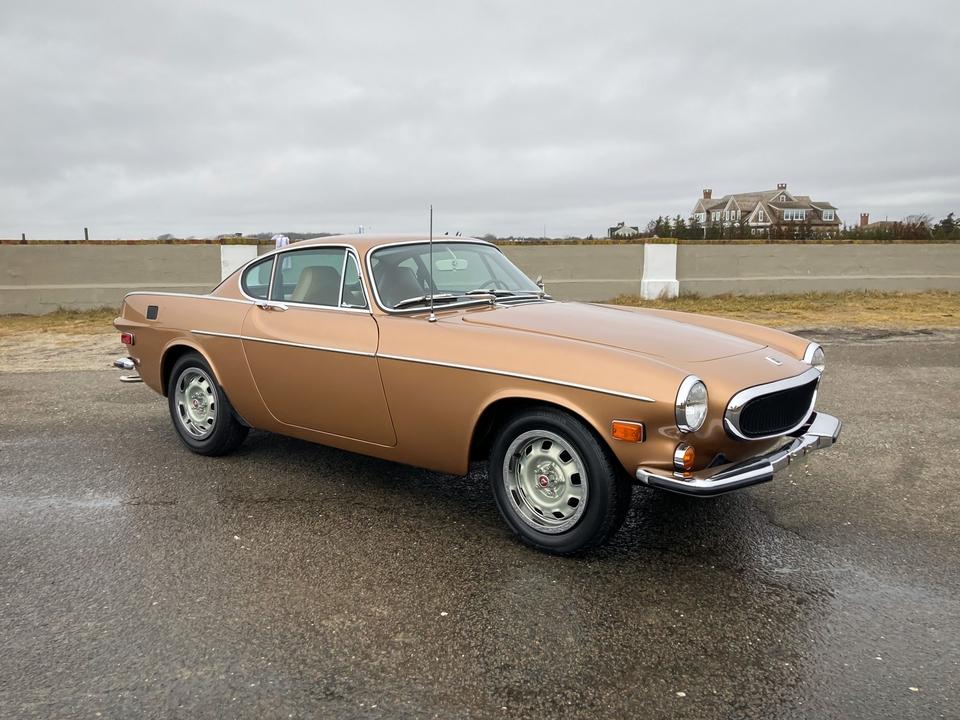 8K-Mile 1972 Volvo P1800E Automatic