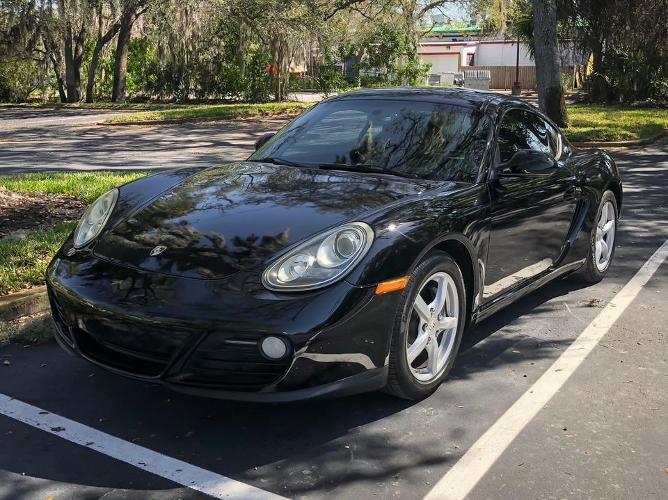 2009 Porsche 987.2 Cayman PDK