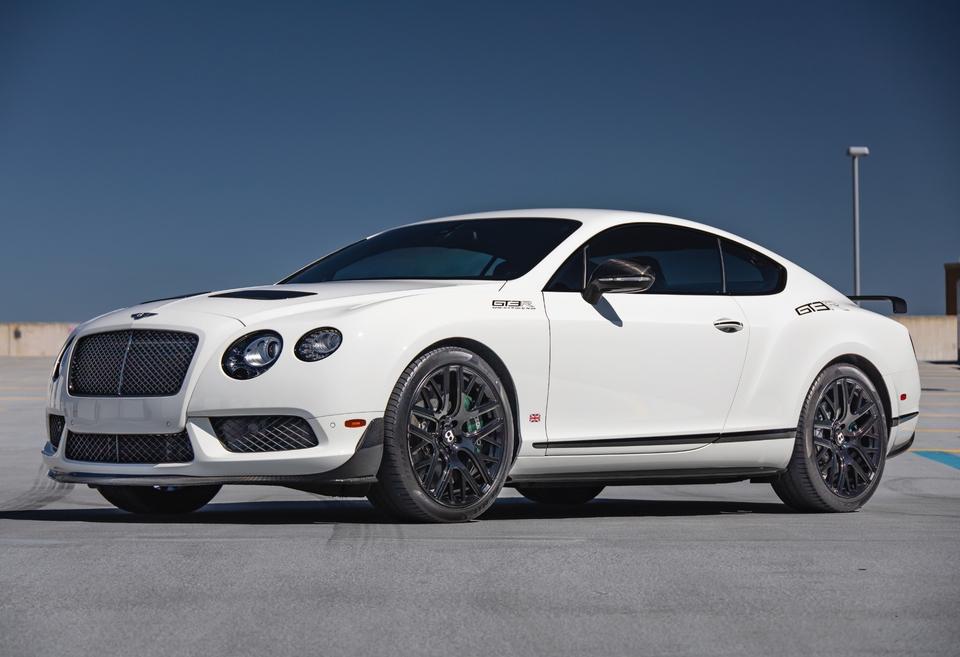 6k-Mile 2015 Bentley Continental GT3-R 1/99