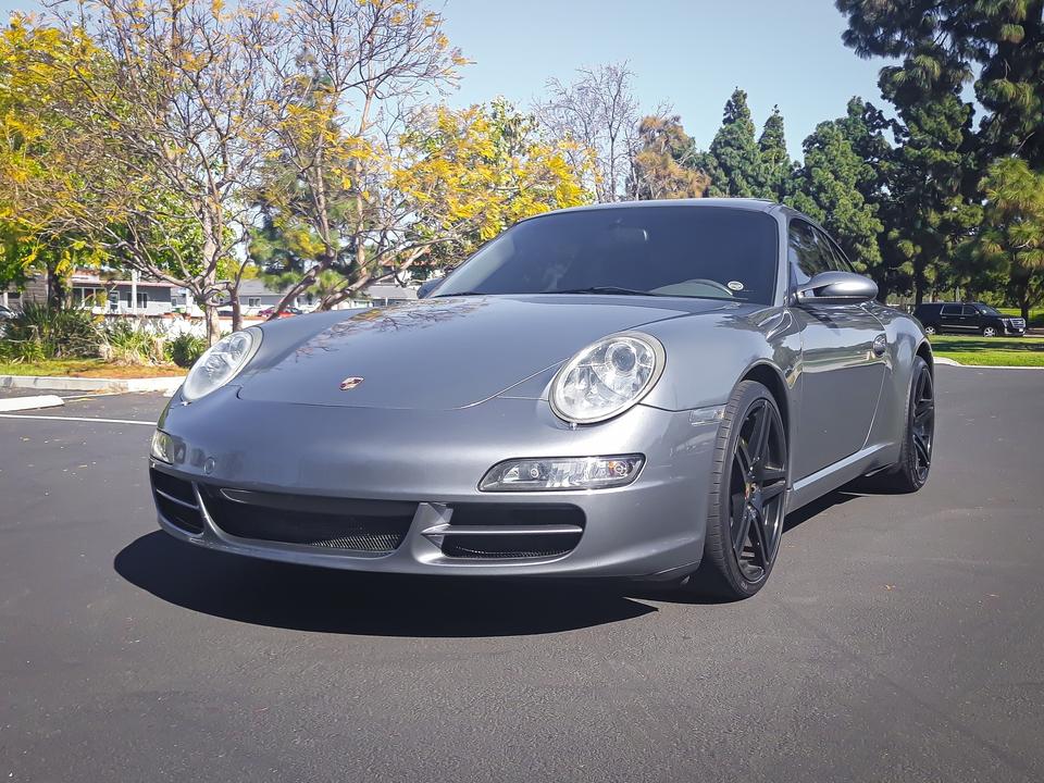 2006 Porsche 997 Carrera Coupe Automatic
