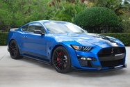 100-Mile 2020 Ford Mustang Shelby GT500