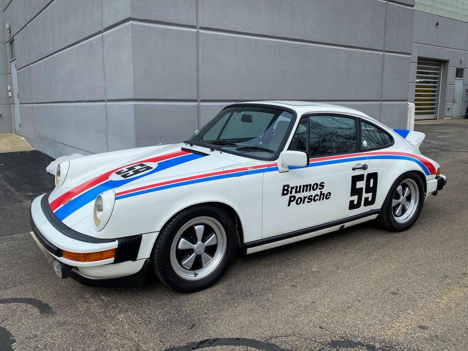 1981 Porsche 911SC RS-Tribute by Brumos