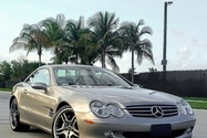 DT: 40k-Mile 2006 Mercedes-Benz SL600 V12 Biturbo