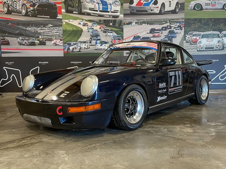 DT-Direct 1980 Porsche 911SC Sunroof-Delete Race Car 3.2L