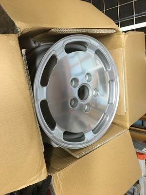 "16"" Porsche Flat Dish Forged Wheels"