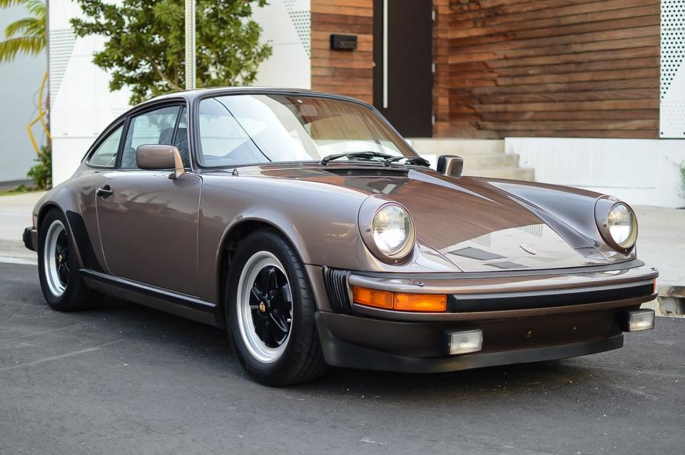 1983 Porsche 911SC Coupe 5-Speed