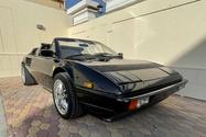 DT: 1984 Ferrari Mondial QV Cabriolet