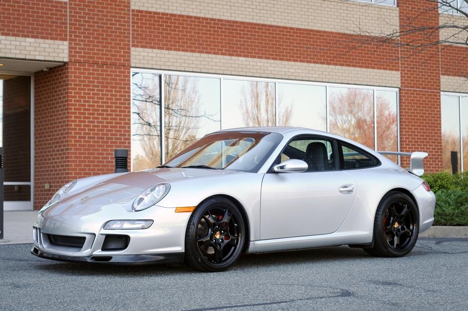 NO RESERVE 2007 Porsche 997.1 Carrera S 6-Speed