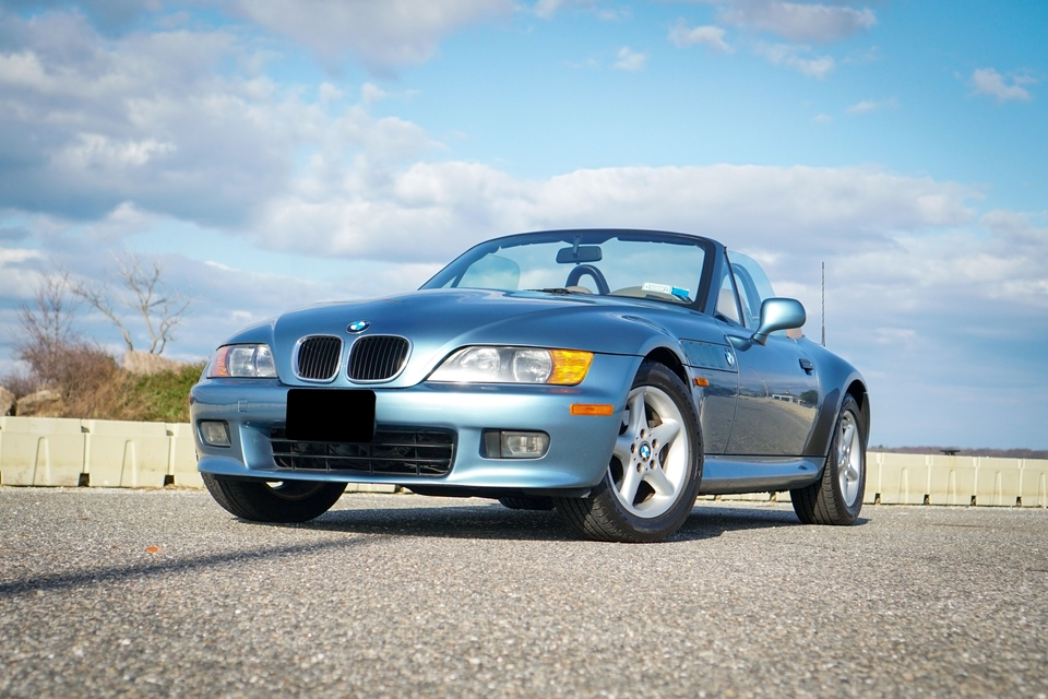 1998 BMW Z3 2.8 Roadster 5-Speed