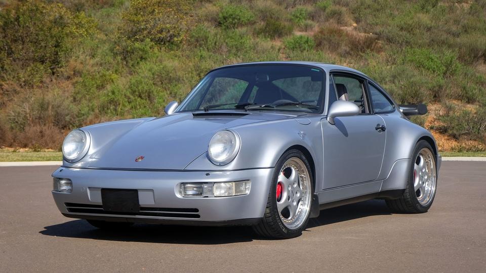 1994 Porsche 964 Turbo 3.6