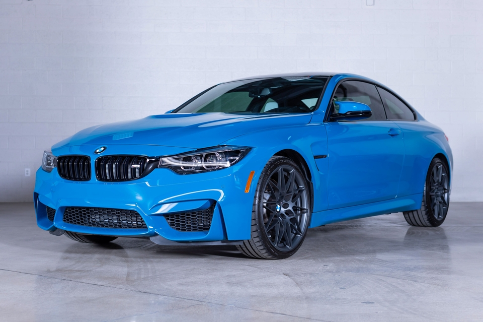 DT: 2020 BMW M4 Edition M Heritage Coupe 1/750