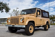 DT: 1987 Land Rover 110 Soft-Top