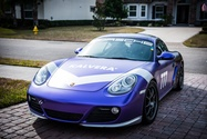 DT-Direct 23k-Mile 2009 Porsche 987 Cayman S Track Car