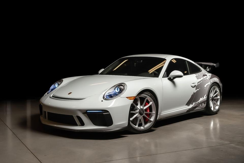 8k-Mile 2018 Porsche 991.2 GT3