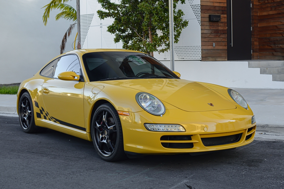 2005 Porsche 997 Carrera S Coupe Automatic