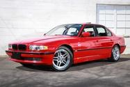 2001 BMW E38 740i M-Sport