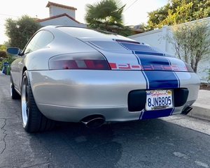 1999 Porsche 996 Carrera Coupe 6-Speed