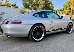 1999 Porsche 996 Carrera Coupe 6-Speed