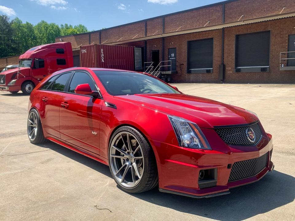 2012 Cadillac CTS-V Sport Wagon