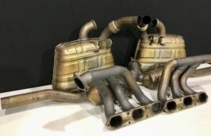 Porsche 996 Carrera Complete Exhaust System