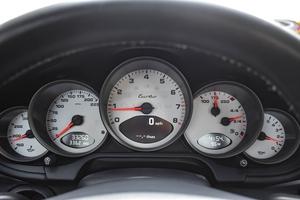 DT: 2008 Porsche 997 Turbo Cabriolet 6-Speed