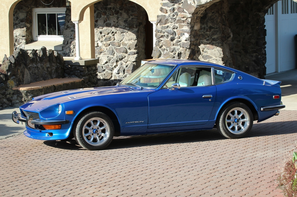 DT: 1973 Datsun 240Z 5-Speed