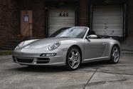34k-Mile 2005 Porsche 997 Carrera S Cabriolet 6-Speed