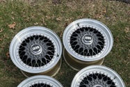 "DT: 16"" BBS RS 3-piece Wheels"