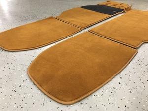 Porsche 911 Cork Carpet/Mat Set