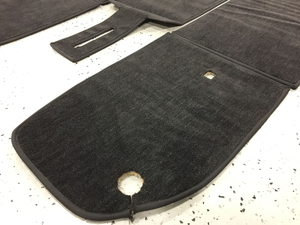 Porsche Short Wheel Base Mat Set