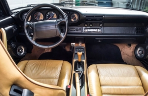 DT: Custom 1992 Porsche 964 Carrera Cabriolet