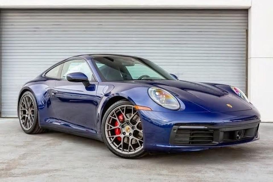 2020 Porsche 911 Carrera S Coupe Pcarmarket