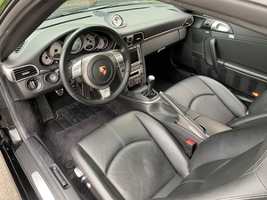 13K-Mile 2006 Carrera S 6-Speed
