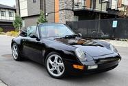 37k-Mile 1996 Porsche 993 Carrera 4 Cabriolet 6-Speed