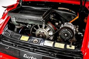 "Withdrawn 1989 Porsche 911 Turbo RWB ""Jezebel"""