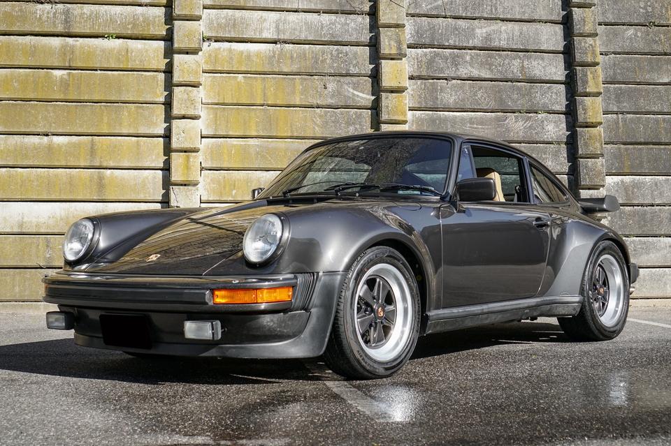 45k-Mile 1979 Porsche 930 Turbo