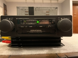 NO RESERVE - Grundig Euro Radio with Amplifier