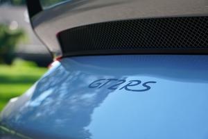2018 Porsche 911 GT2 RS Weissach Edition