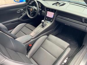 2018 Porsche GT3 Touring PTS Voodoo Blue
