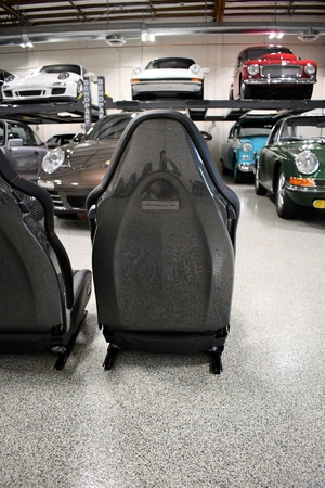 Porsche 993 Waldemar Hardback Sport Seats