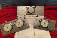 Hanhart Vintage Rally Timers