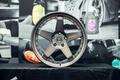 "NO RESERVE 20"" HRE C105 3-Piece Wheels"