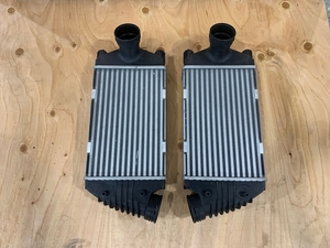 Porsche 997.2 Turbo Intercoolers