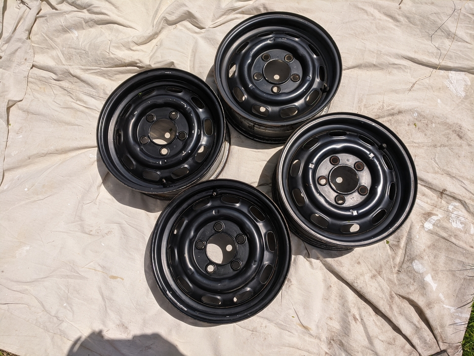 "DT: 15"" KPZ Porsche Wheels"