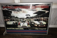 "DT: Authentic Martini Illuminated Sign (41"" X 28.5"")"