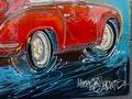 """My 356"" Painting by Michael Ledwitz"