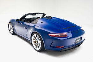 2019 Porsche 991.2 Speedster PTS Albert Blue