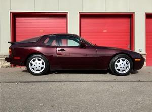 Zyclam Red Pearl 1990 Porsche 944 S2