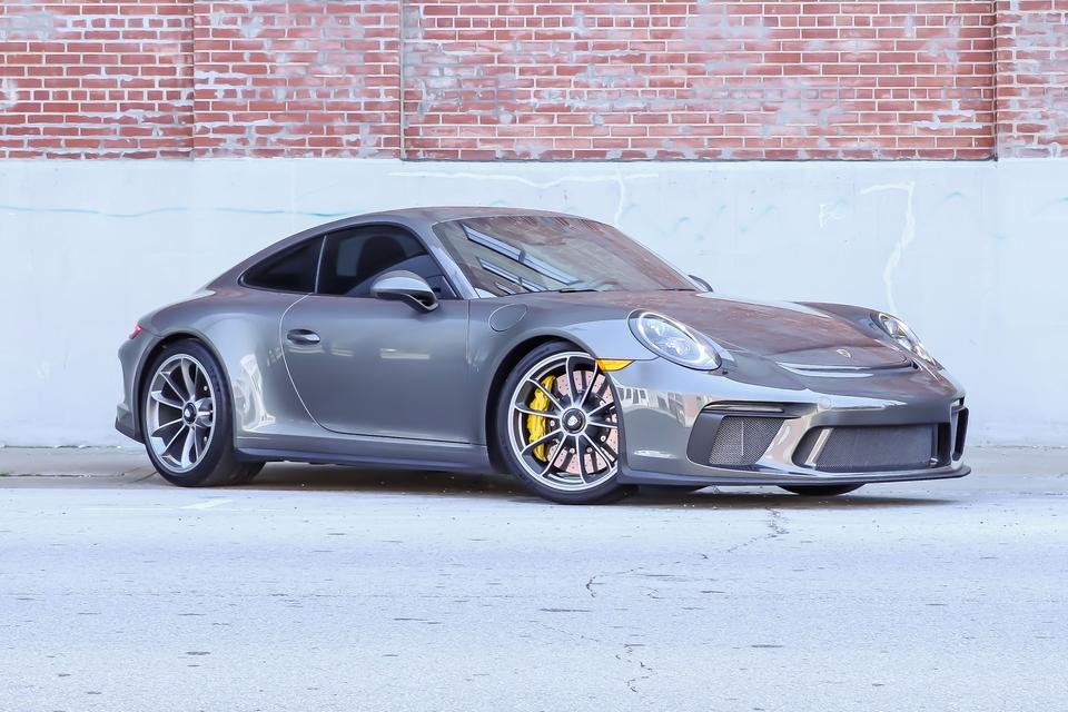 5k-Mile 2019 Porsche 991.2 GT3 Touring
