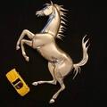 Authentic 1975 Ferrari Cavallino